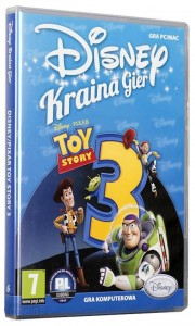 TOY STORY 3 PC DVD DISNEY PIXAR FOLIA