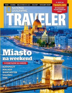 4/2017 TRAVELER MIASTO NA WEEKEND