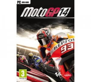 MOTOGP 14 PC DVD FOLIA
