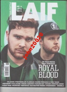 6/2014 LAIF.ROYAL BLOOD