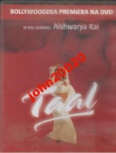 TAAL.BOLLYWOOD DVD.