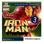 IRON MAN 3.MARVEL.SEZON 1.VCD