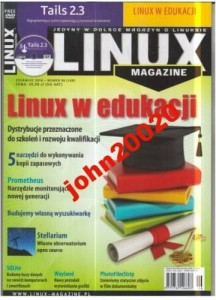 6/2016 LINUX + DVD.TAILS 2,3