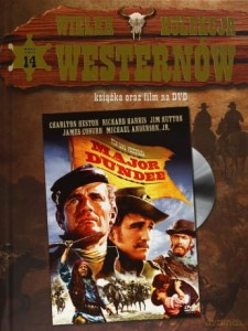 MAJOR DUNDEE COBURN HARRIS JOHNSON DVD