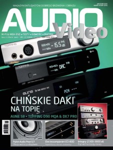 9/2020 AUDIO VIDEO CHIŃSKIE DAKI AUNE S8 TOPPING D90