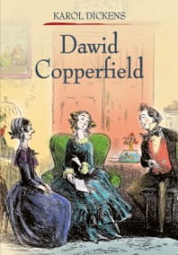 DAWID COPPERFIELD TOM 2 CHARLES DICKENS