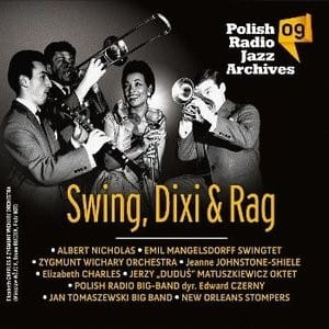 SWING DIXI & RAG CD FOLIA