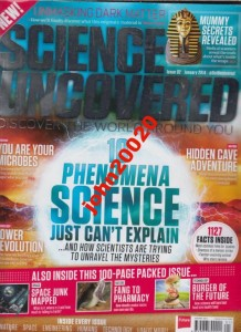 1/2014 SCIENCE UNCOVERED.DISCOVER THE WORLD