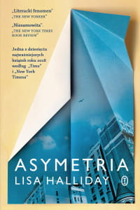 ASYMETRIA LISA HALLIDAY