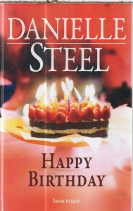 HAPPY BIRTHDAY DANIELLE STEEL  NOWA