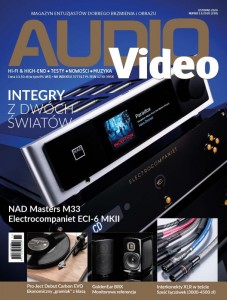 11/2020 AUDIO VIDEO NAD MASTERS M33 GOLDENEAR