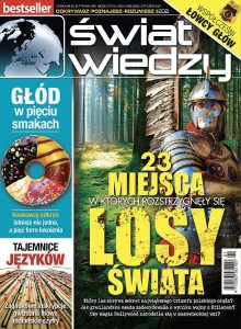 1/2021 ŚWIAT WIEDZY LOS GŁÓD LEGION HOLLYWOOD