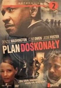 PLAN DOSKONAŁY DVD WASHINGTON OWEN FOSTER