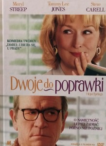 DWOJE DO POPRAWKI DVD STREEP JONES CARELL