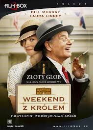 WEEKEND Z KROLEM DVD MURRAY FOLIA
