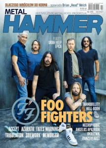 2/2021 METAL HAMMER FOO FIGHTERS EPICA URIAH HEEP