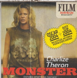 MONSTER DVD THERON