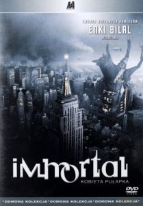 IMMORTAL KOBIETA PUŁAPKA BILAL  WILLIAMS  DVD
