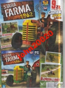 STARA FARMA .PC CD ROM.FOLIA