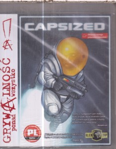 CAPSIZED PC CD FOLIA