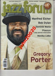 6/2014 JAZZ FORUM.GREGORY PORTER