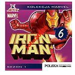 IRON MAN 6.MARVEL.SEZON 1.VCD
