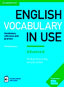 ENGLISH VOCABULARY IN USE ADVENCED