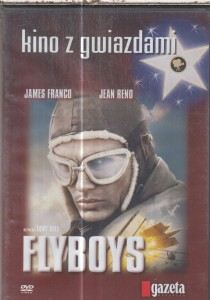 FLYBOYS DVD FRANCO RENO