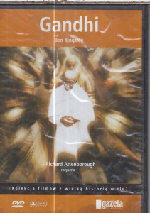 GANDHI DVD KINGSLEY ATTENBOROUGH
