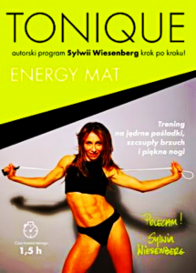 TONIQUE ENERGY MAT WIESENBERG DVD FOLIA