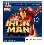 IRON MAN 10.MARVEL.SEZON 2.VCD