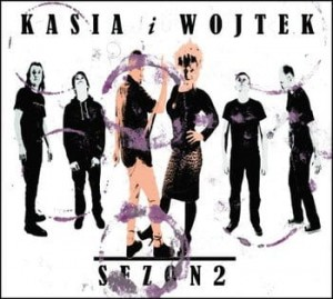 KASIA I WOJTEK SEZON 2  CD FOLIA