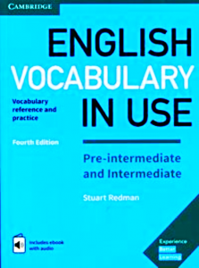 ENGLISH VOCABULARY IN USE PR AND INTERMEDIATE ANSWER ANGIELSKI