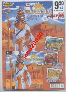 FATE OF THE PHARAOH.PC PL