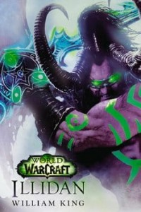 WORLD WARCRAFT ILLIDAN WILLIAM KING NOWA
