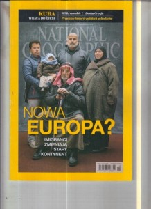 10/2016 NATIONAL GEOGRAPHIC.NOWA EUROPA.