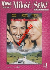 FEELING MINNESOTA.DVD.REEVES,DIAZ