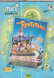 THE FLINSTONES FLINSTONOWIE DVD E TAYLOR