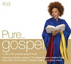 PURE GOSPEL 4 CD.ARETHA FRANKLLIN
