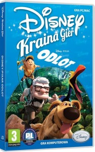 ODLOT DISNEY PIXAR PC DVD FOLIA