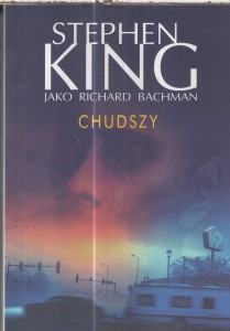 CHUDSZY  STEPHEN KING.NOWA