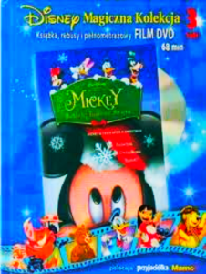 MICKEY DVD DISNEY FOLIA