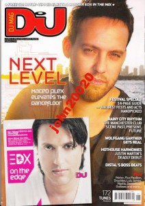 DJ MAG 5/2012.THE JOY OF PLEX