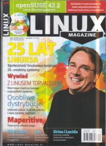 12/2016 LINUX. DVD OPENSUSE 42,2