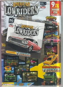 AMERICAN LOWRIDERS  PC CD ROM FOLIA