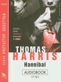 HANNIBAL THOMAS HARRIS CD MP3 FOLIA