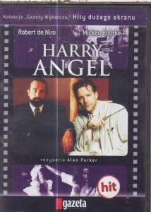 HARRY ANGEL DVD DE NIRO ROURKE PARKER