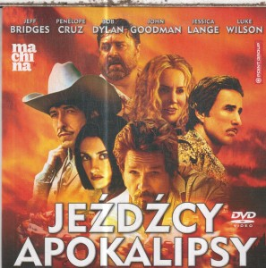 JEŹDŹCY APOKALIPSY DVD BRIDGE DYLAN