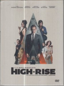HIGH RISE.DVD.HIDDLESTON