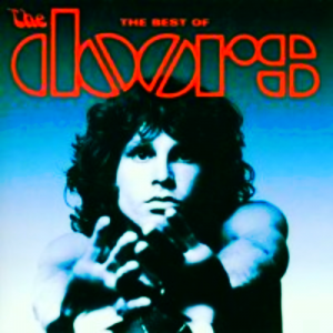 THE BEST OF THE DOORS CD FOLIA LIGHT MY FIRE
